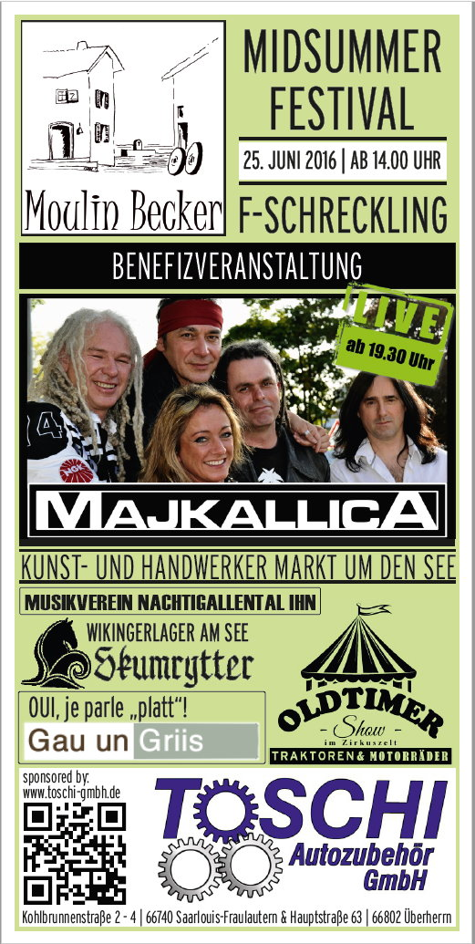 Flyer Midsummer