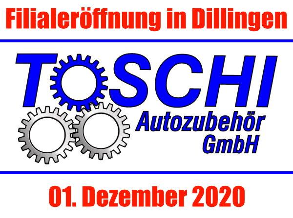 Filialeröffnung in Dillingen am 01.12.2020
